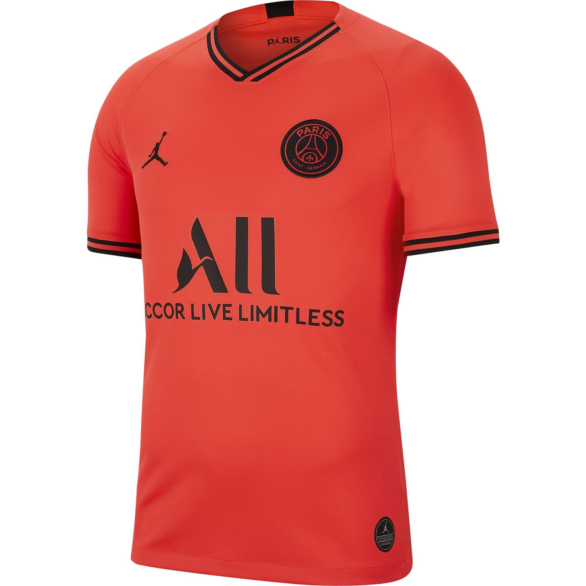 Nike Maglia Gara Away Paris Saint Germain   19/20