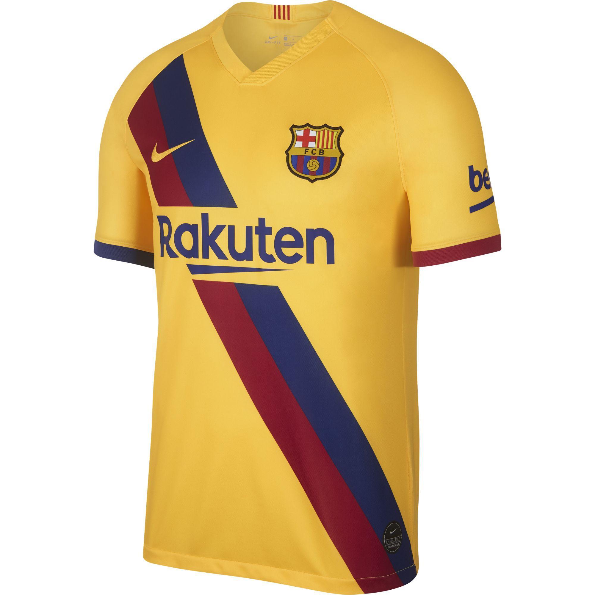 Nike Shirt Away Barcelona   19/20