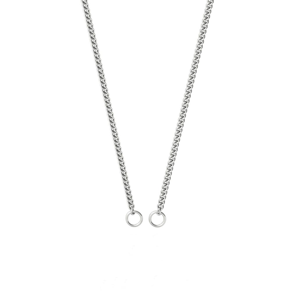 Collana One in argento