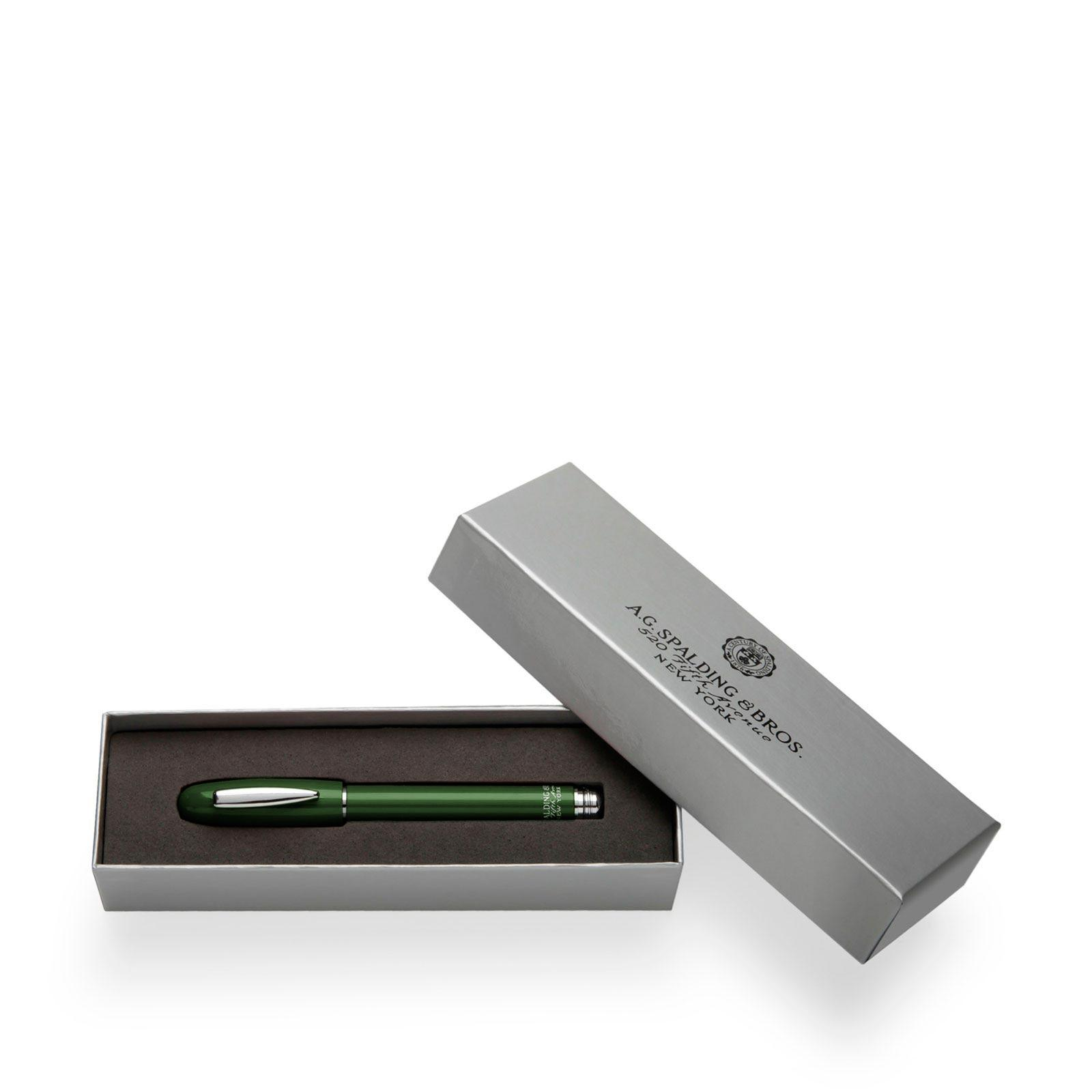 Short Classic Fountain Pen Dark Green