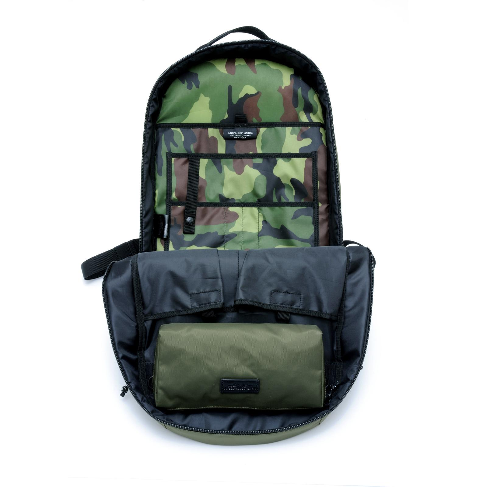 Backpack Compact Heet GREEN