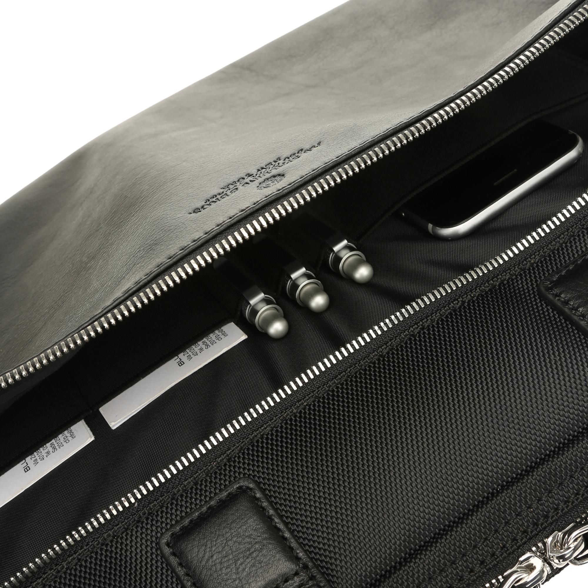 Cartable 1 Zip Metropolitan Noir