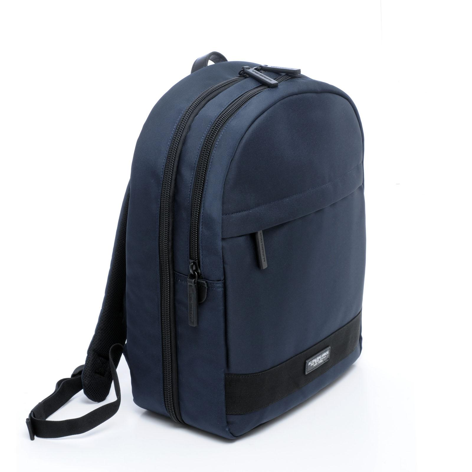 Travel Backpack New Soft Travel Blue