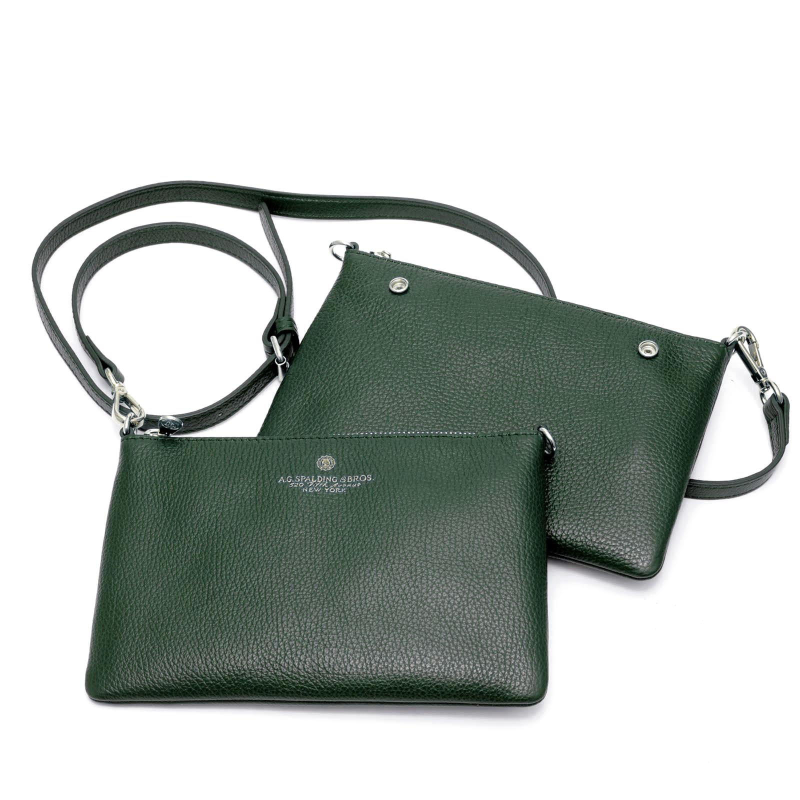 Easy Double Bag Tiffany Vert