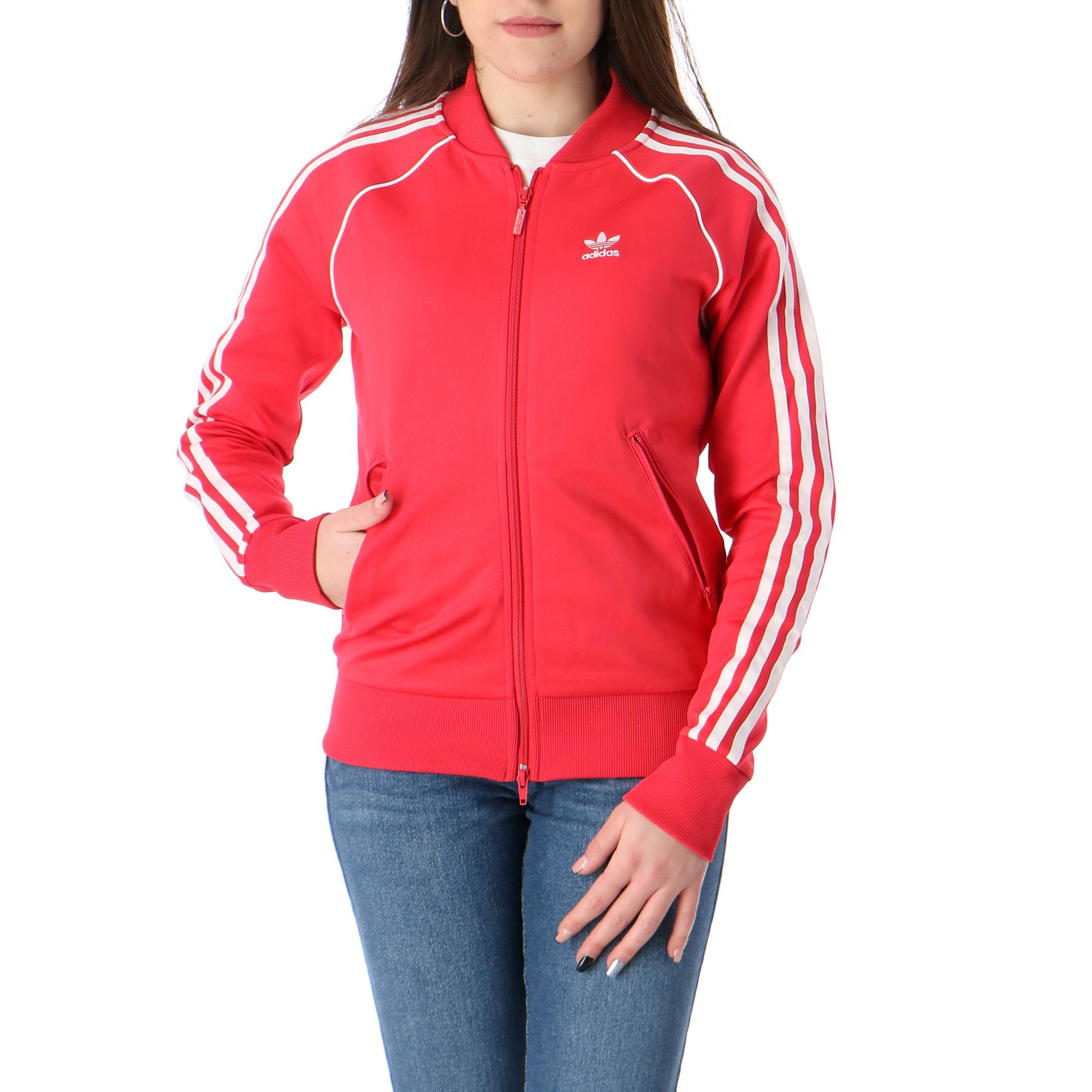 Adidas Sst Tracktop Pb Power pink white