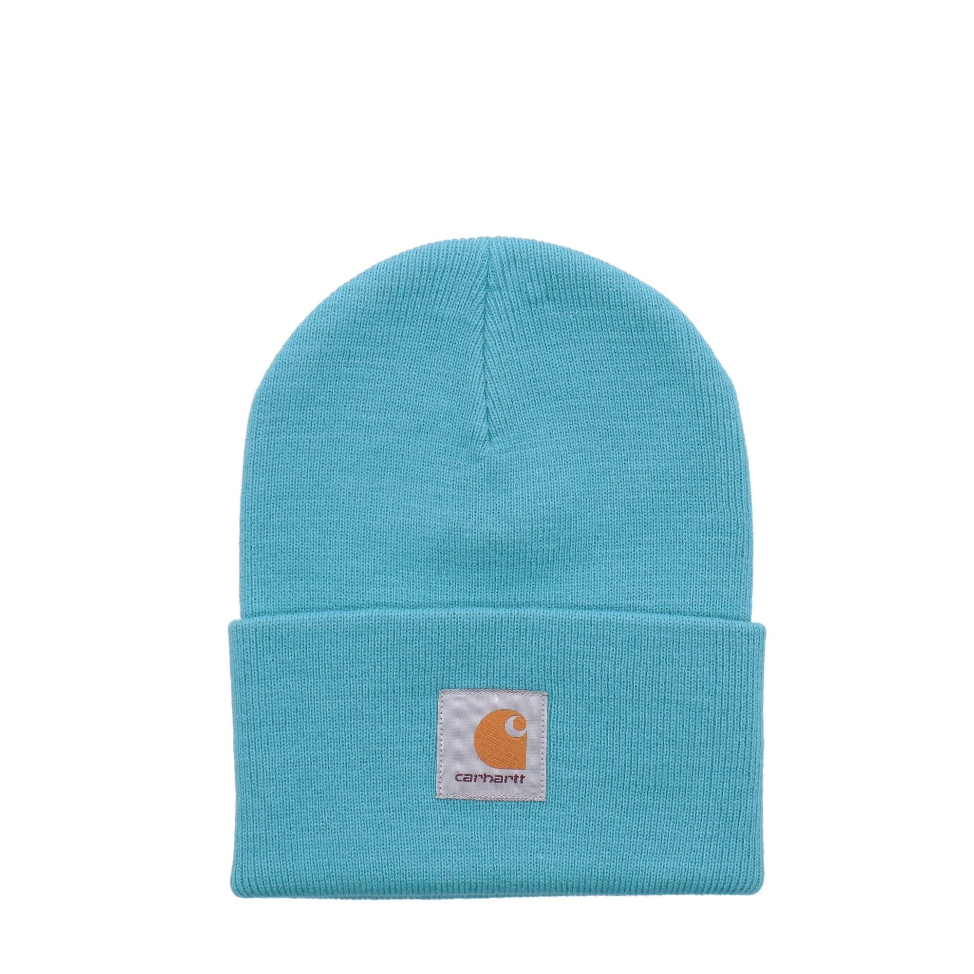 Carhartt Acrylic Watch Hat Frosted turqouise