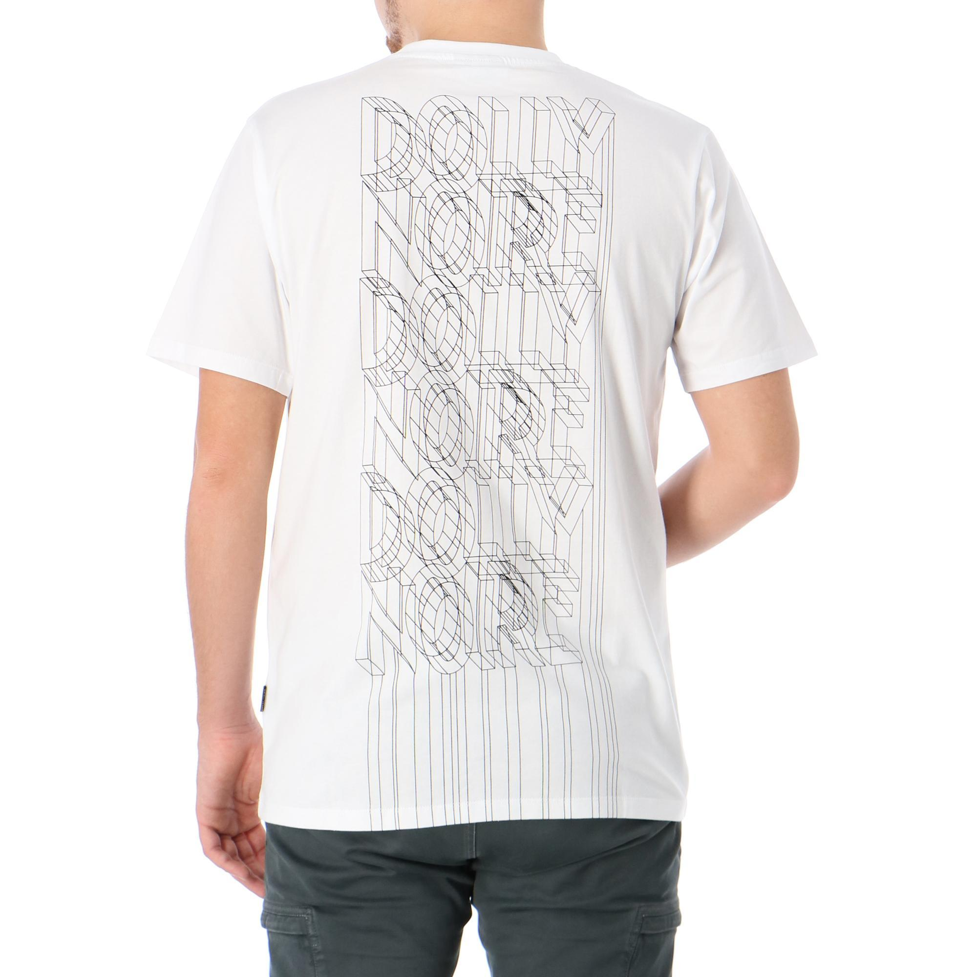 Dolly Noire Wireframe WHITE