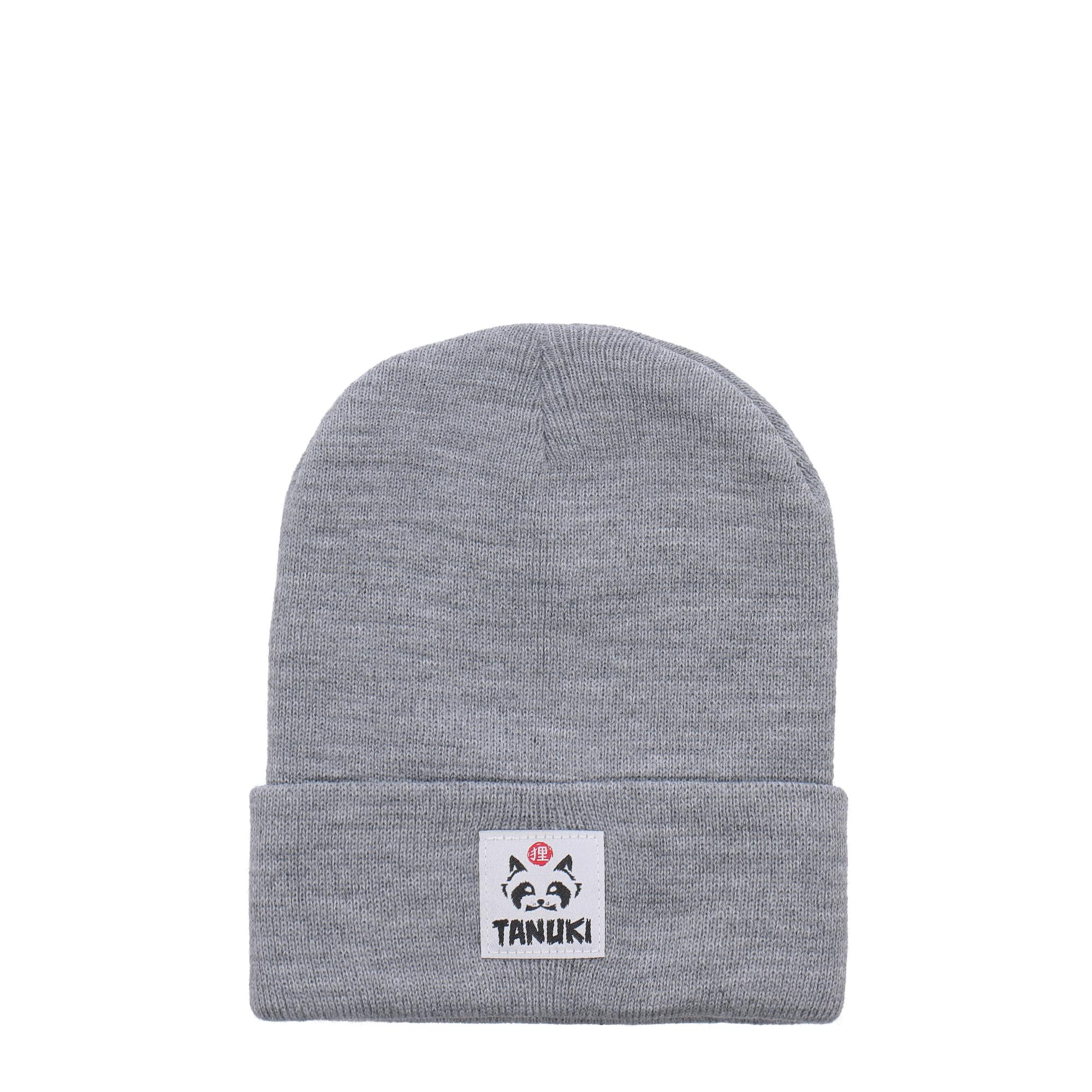 Tanuki Beanie Heather grey