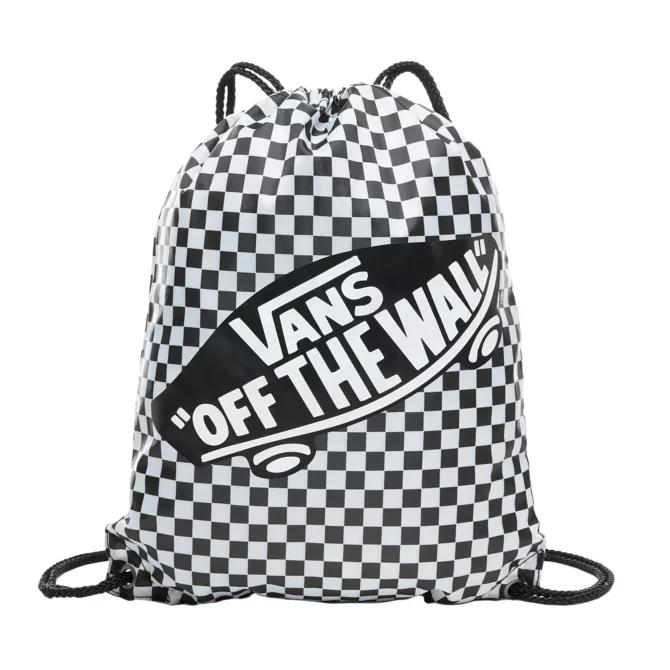 Vans Benched Bag Black white checkerboard