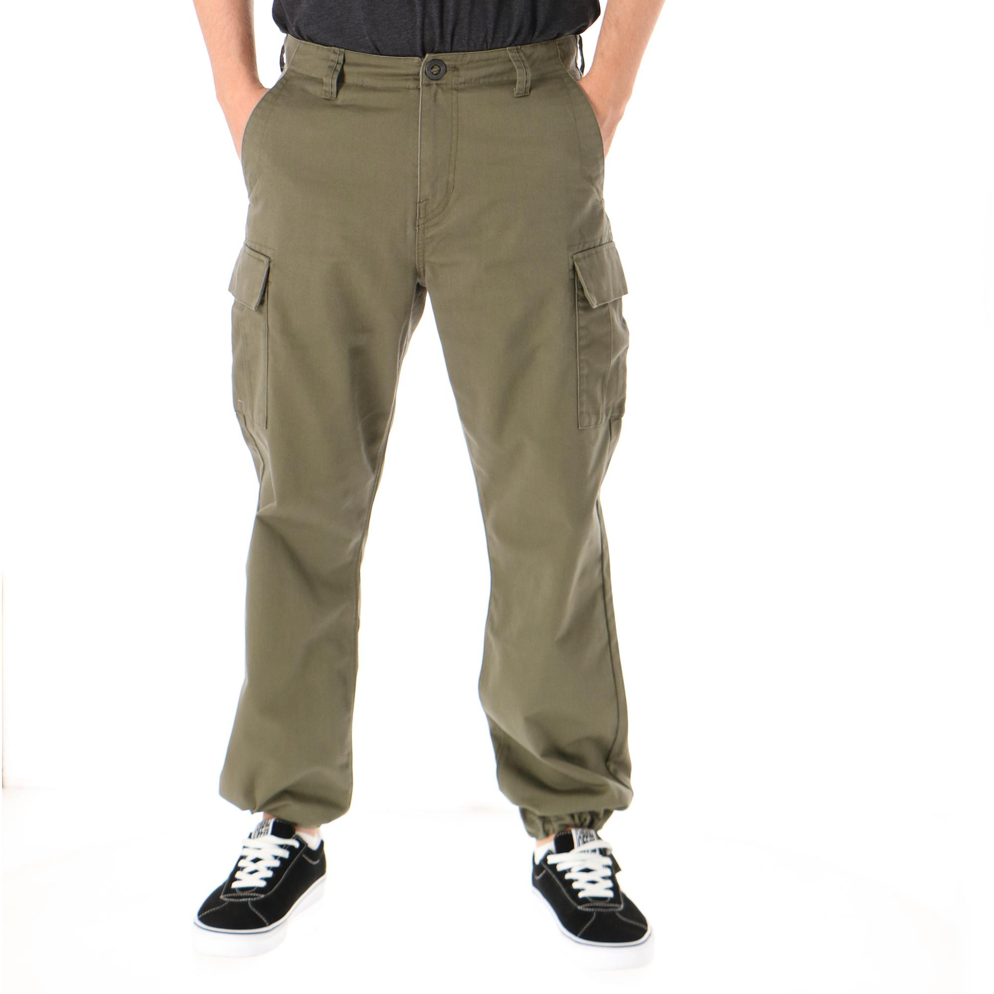 Volcom March Cargo Pant MILITARY
