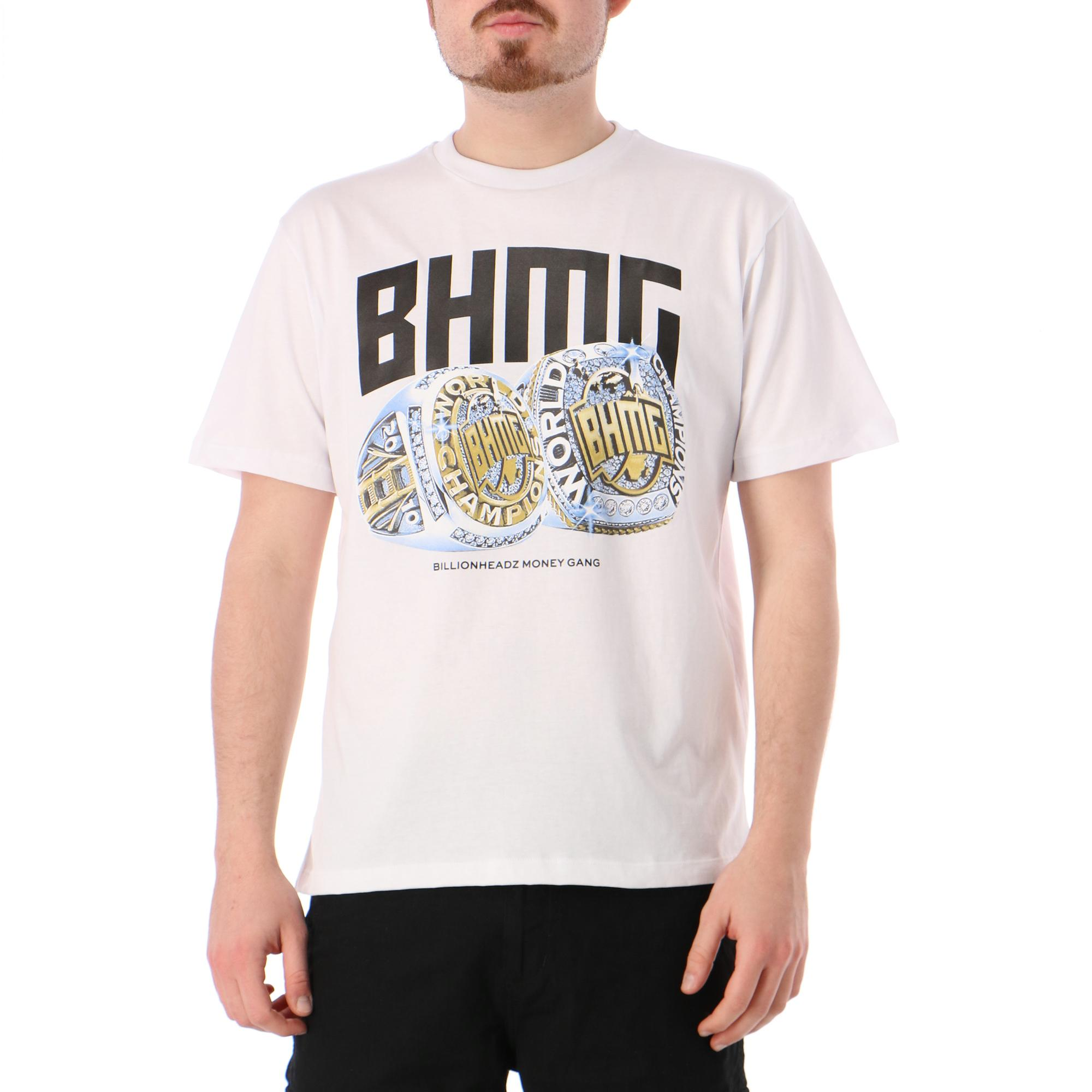 Bhmg T-shirt Jersey WHITE