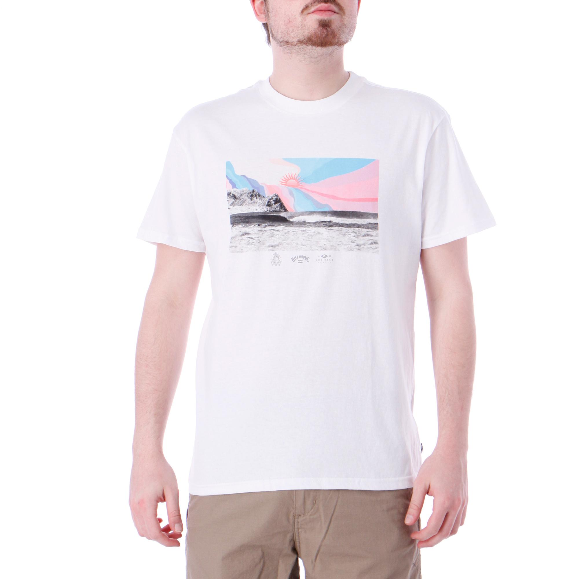 Billabong Expansion Ss WHITE