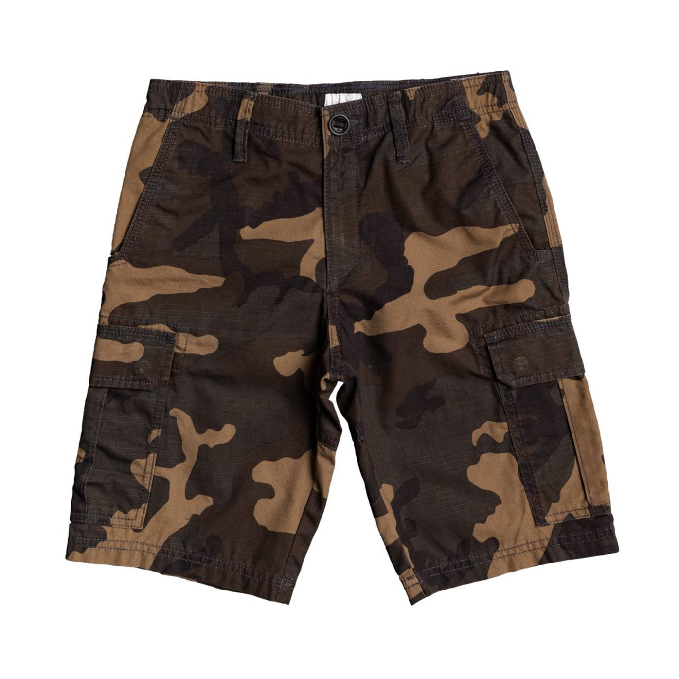 Billabong Scheme Cargo Boys Military camo