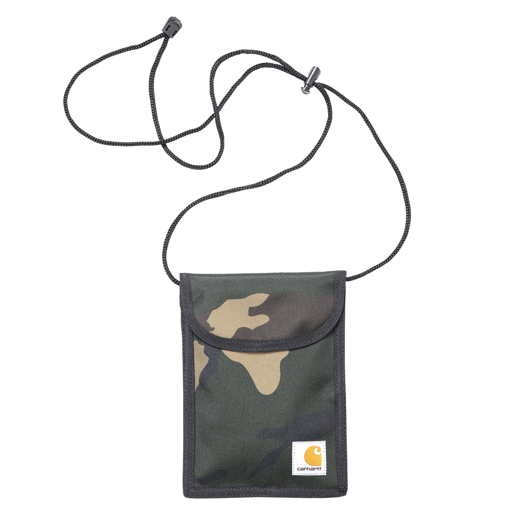 Carhartt Collins Neck Pouch Camo laurel
