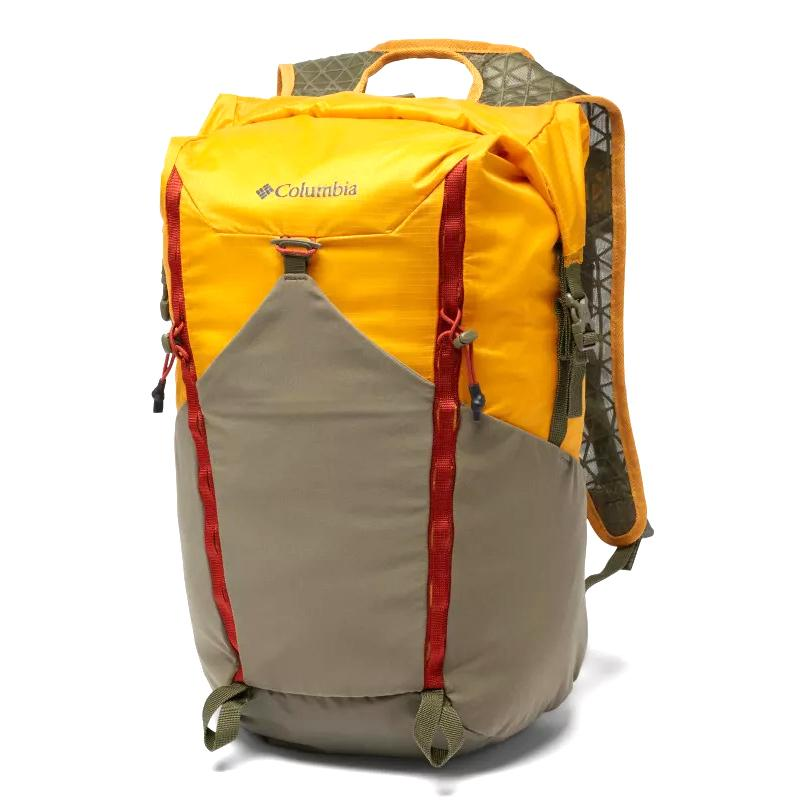 Columbia Tandem Trail 22l Backpack Bright gold stone green
