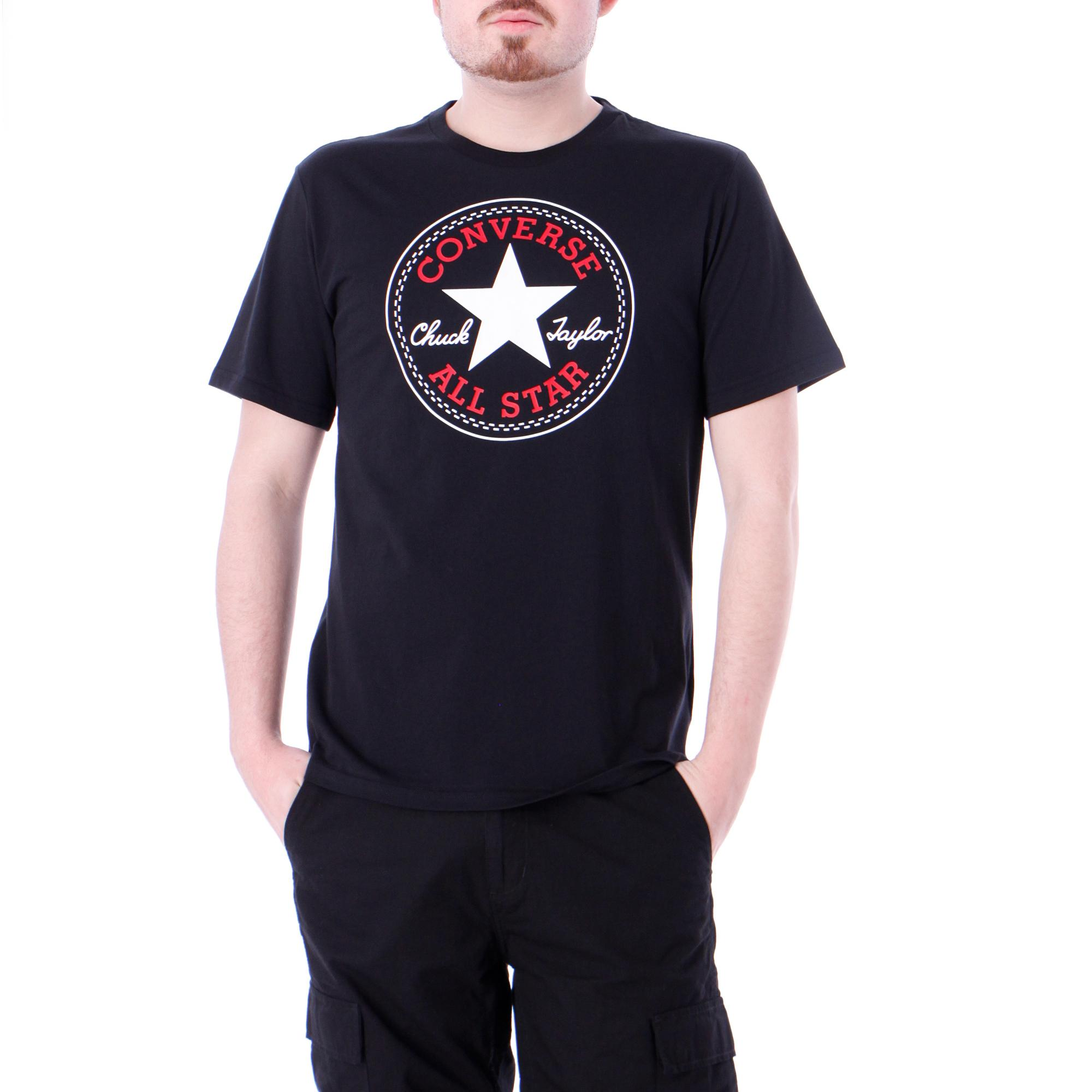 Converse Chuck Taylor Patch Graphic Tee Converse black