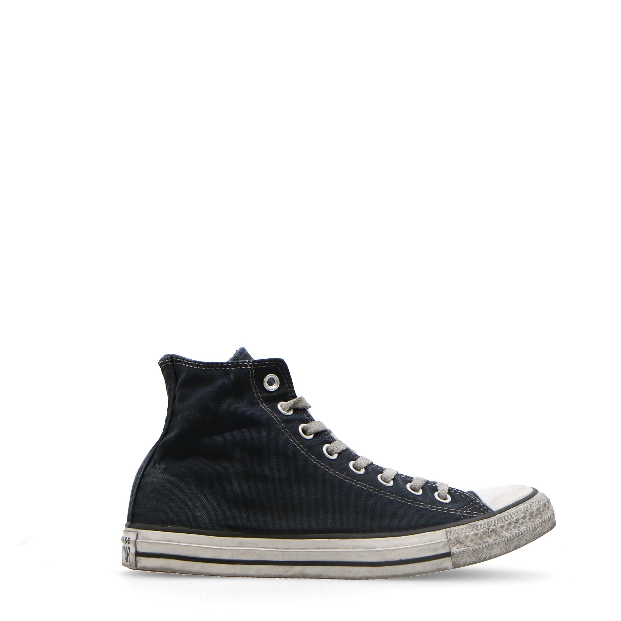 Converse Chuck Taylor All Star Canvas Ltd Hi<br/> Navy navy white