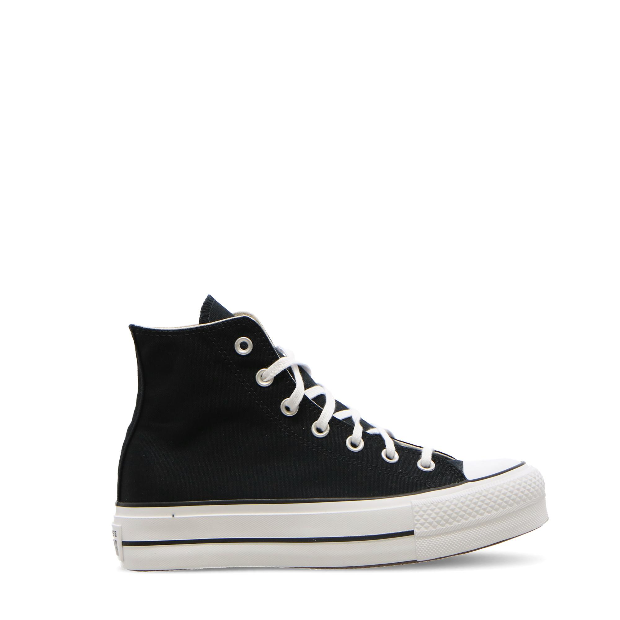 Converse Chuck Taylor All Star Lift Hi Black
