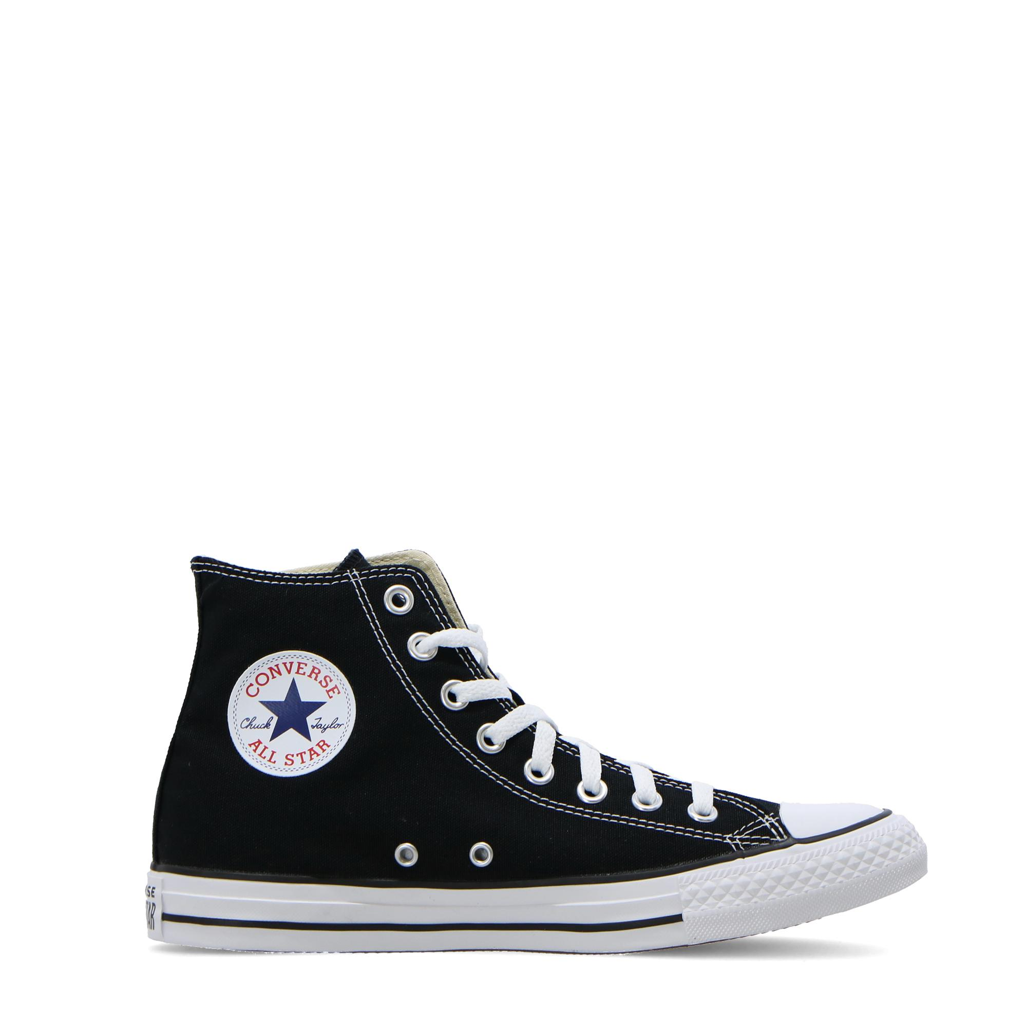 Converse Chuck Taylor All Star  Seasonal Hi Black