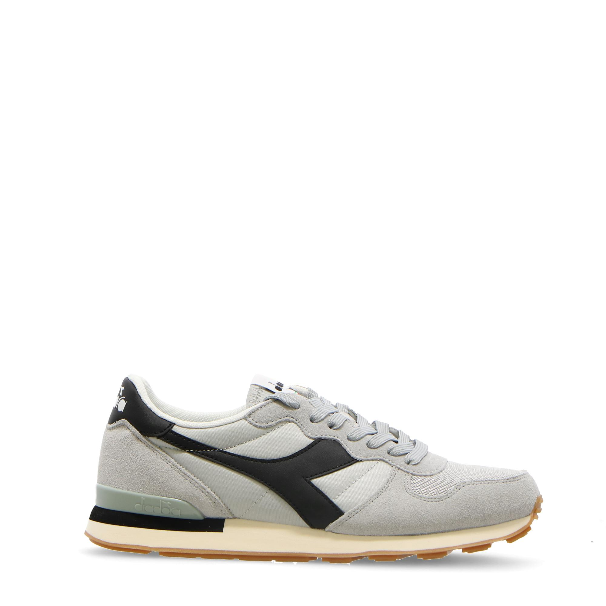 Diadora Camaro<br/> High rise glacier gray black