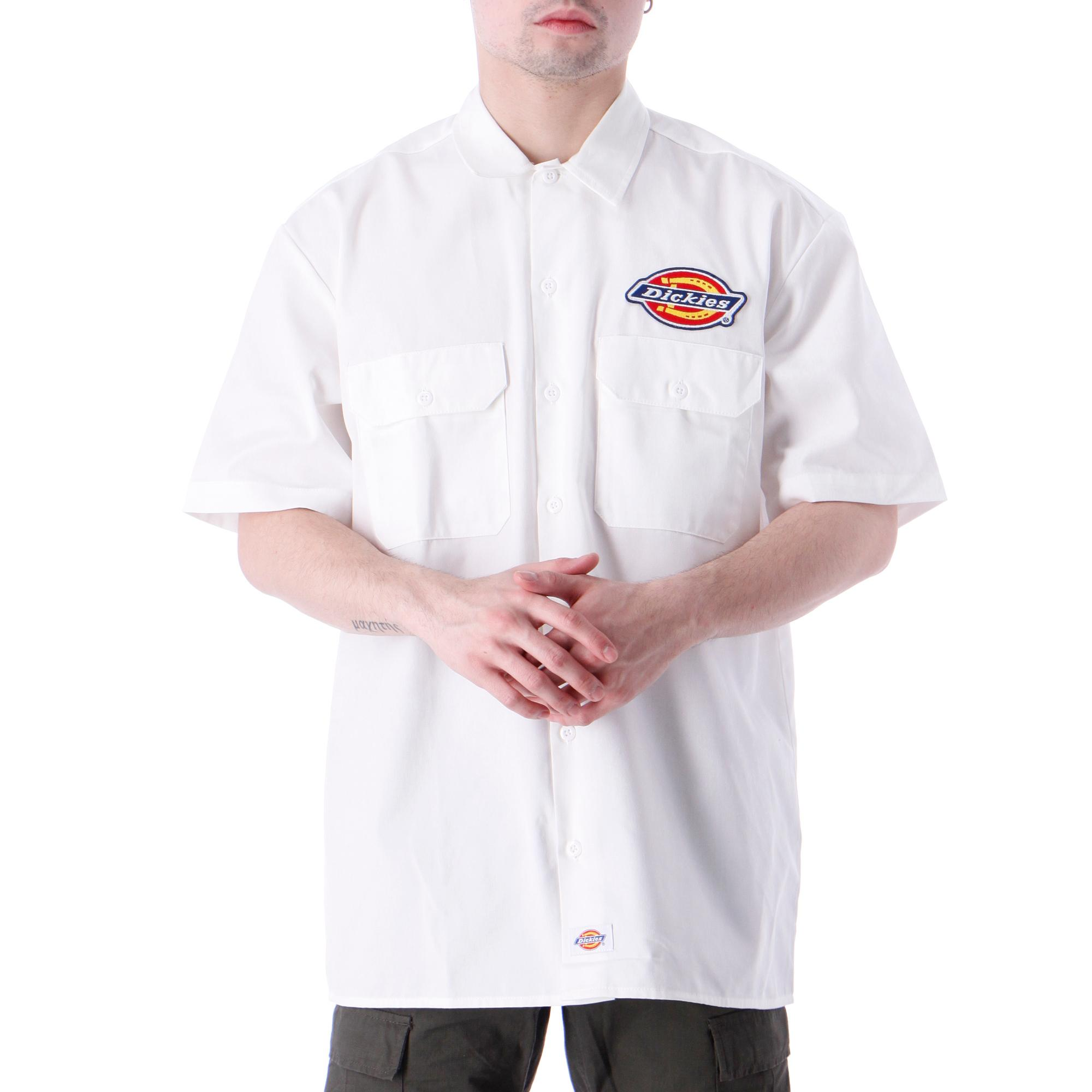 Dickies Clintondale WHITE