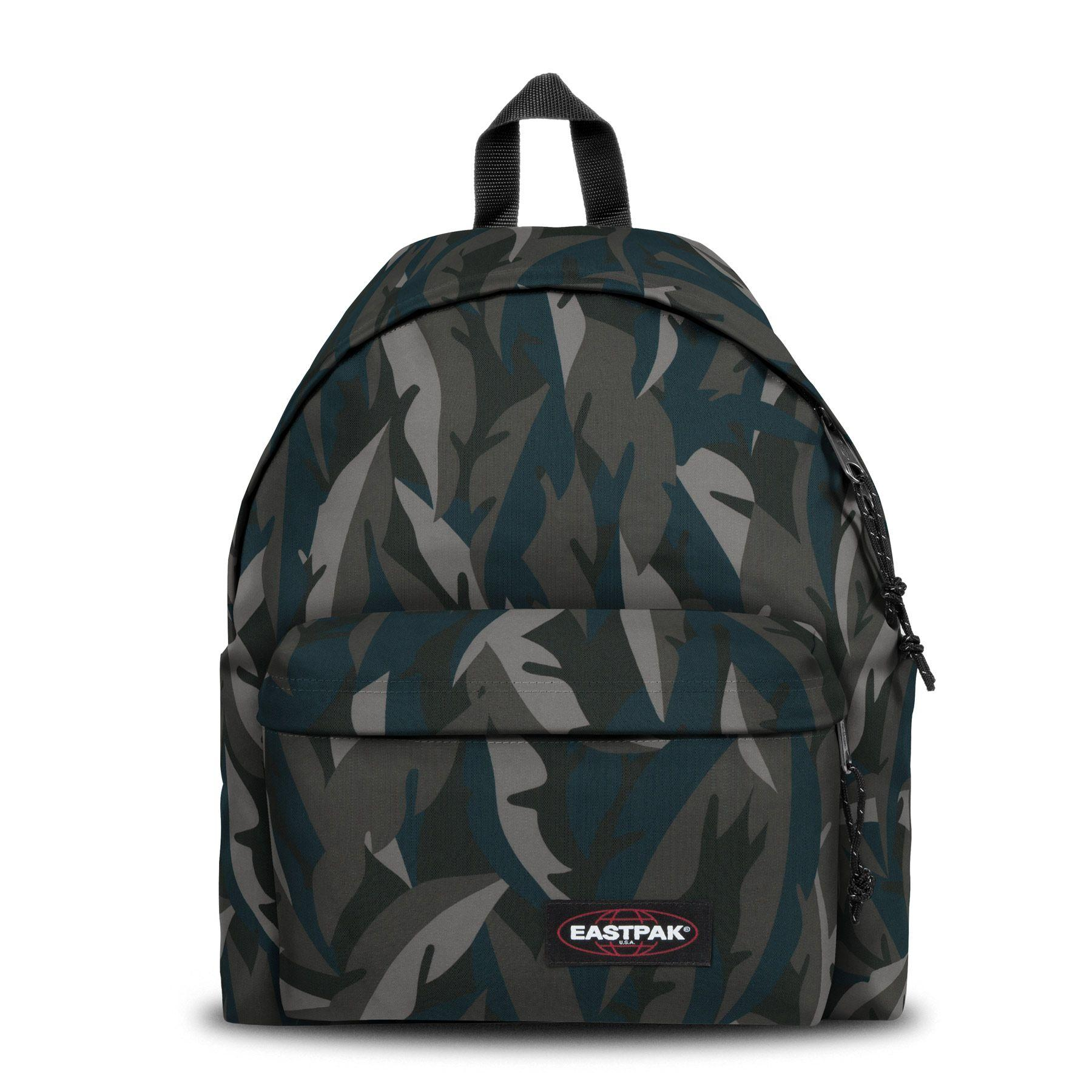 Eastpak Padded Pak'r Leaves dark