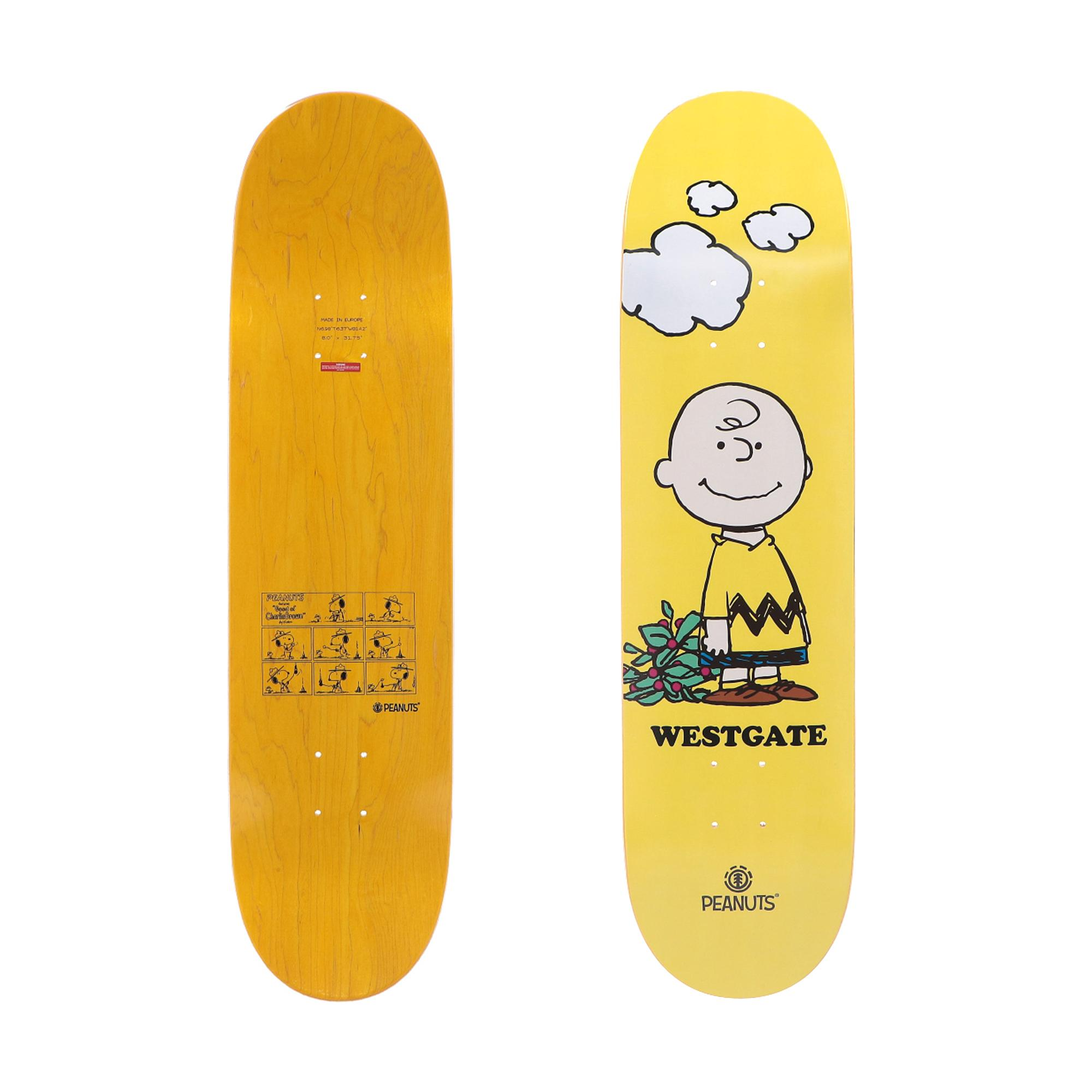 Element Peanunts Charlie Brown X Wes ASSORTED