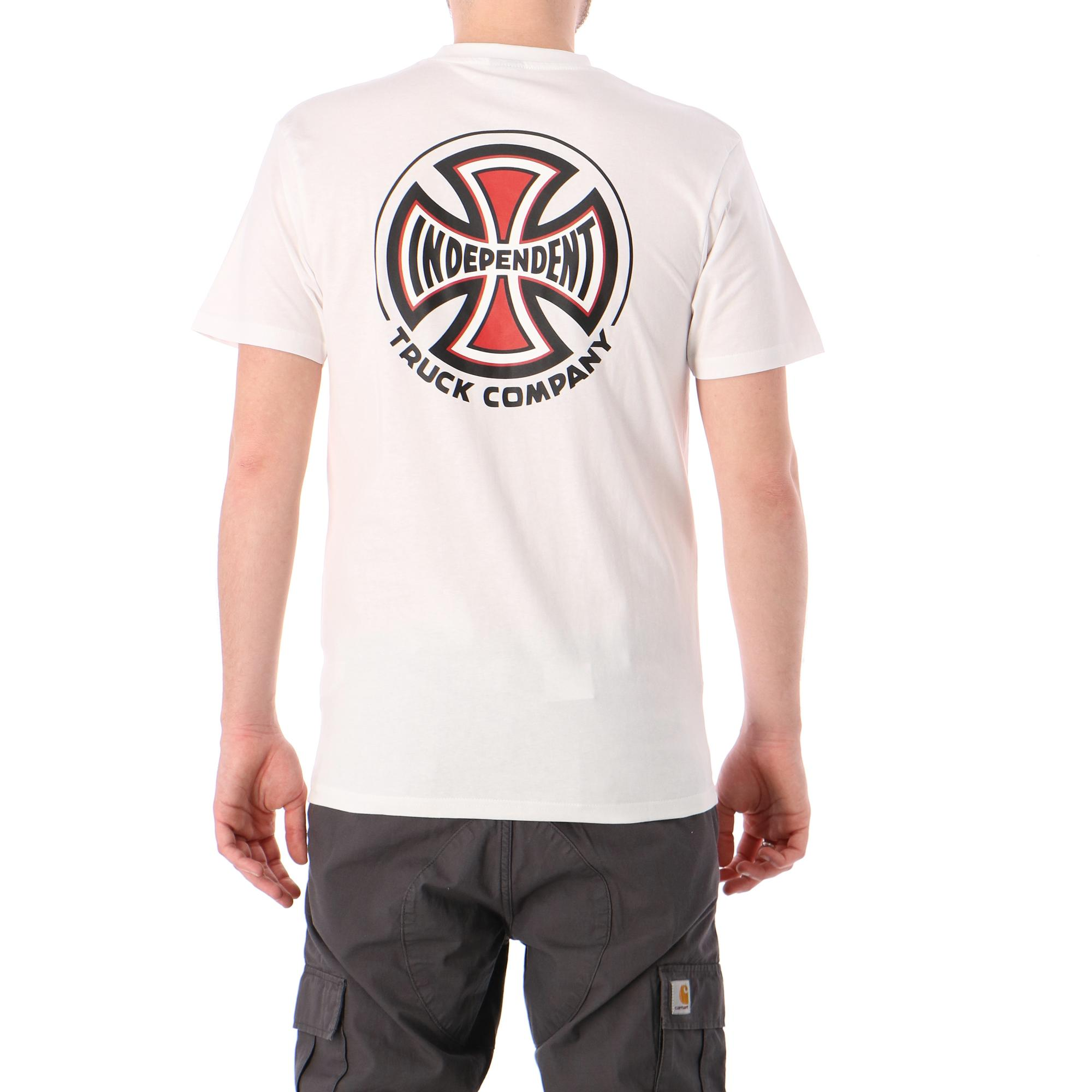 Independent Big Truck Co T-shirt WHITE
