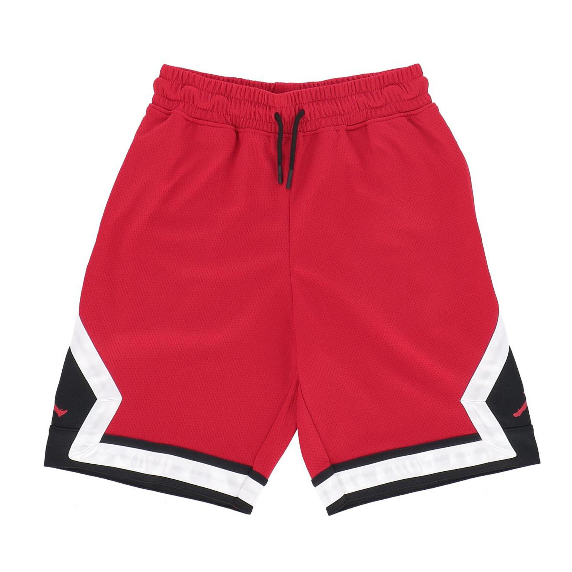 Jordan Dri Fit Jumpman Diamond Short GYM RED