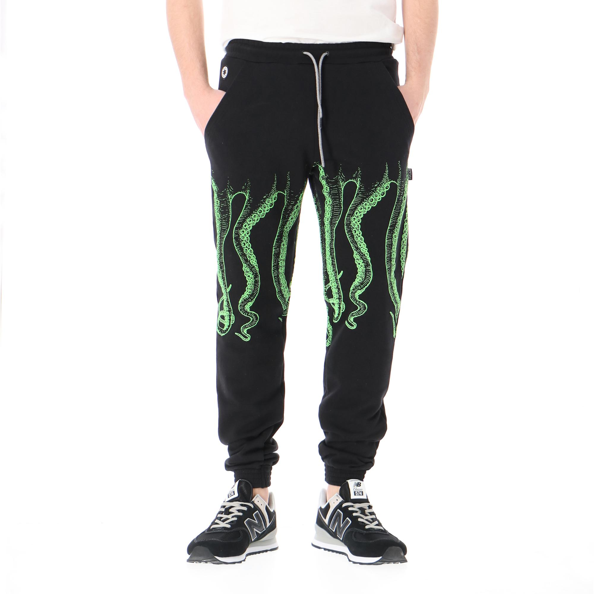 Octopus Outlin E Sweatpant Black