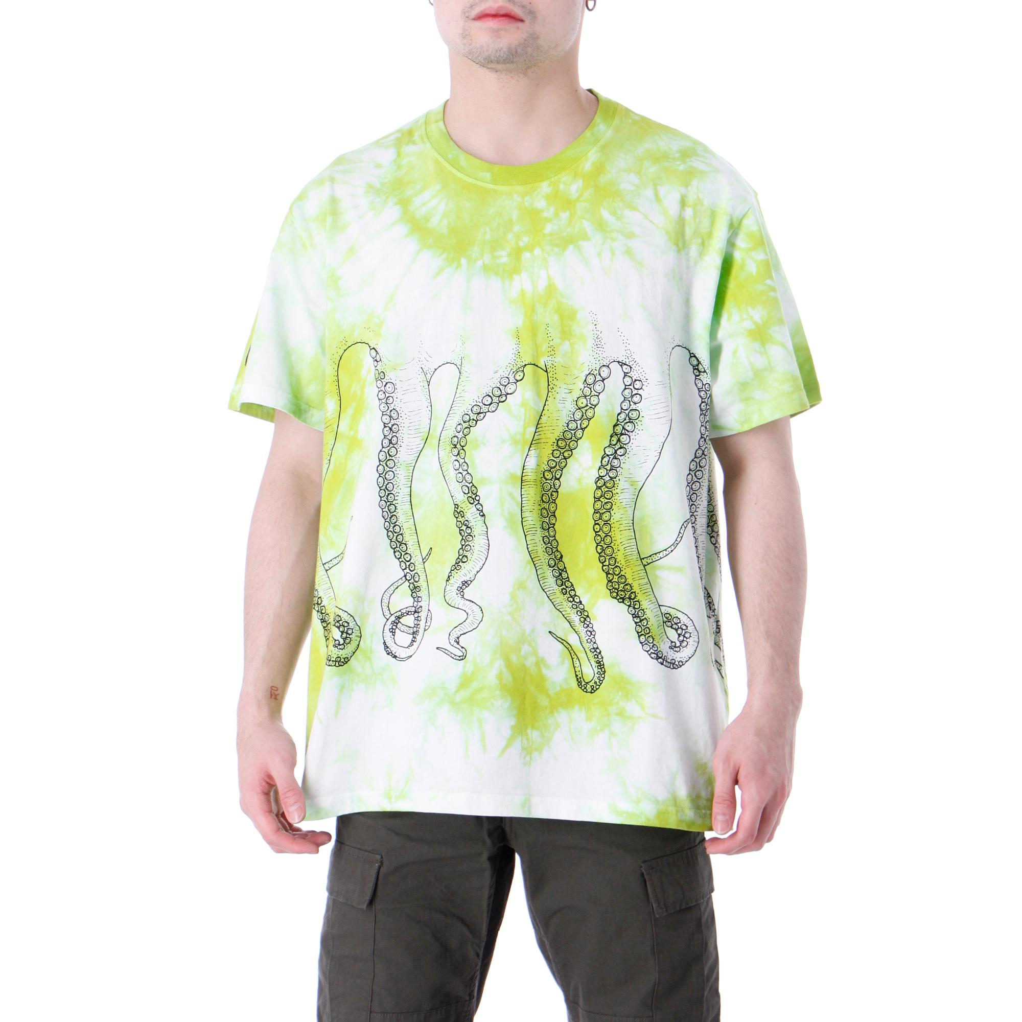 Octopus Freak Tee Multicolor