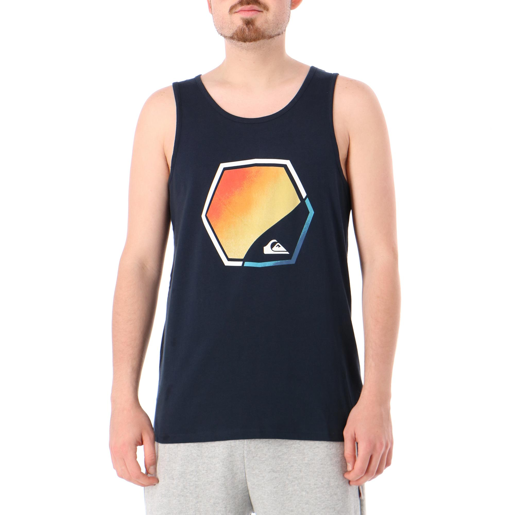 Quiksilver Fading Out Tank NAVY BLAZER