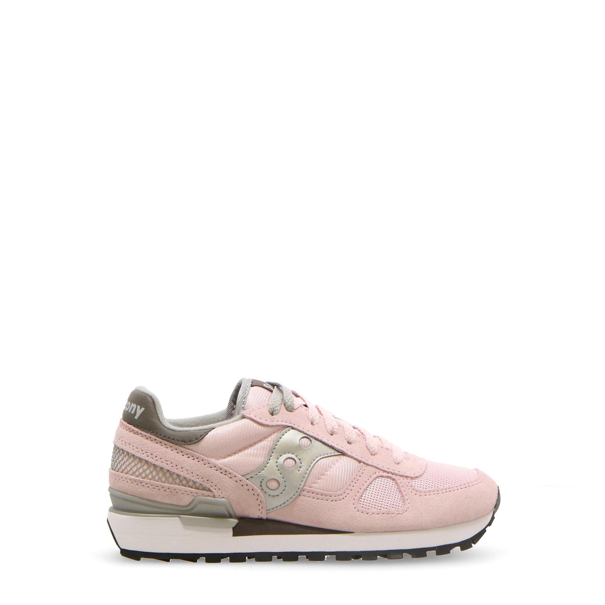 Saucony Shadow O W Pink brown silver