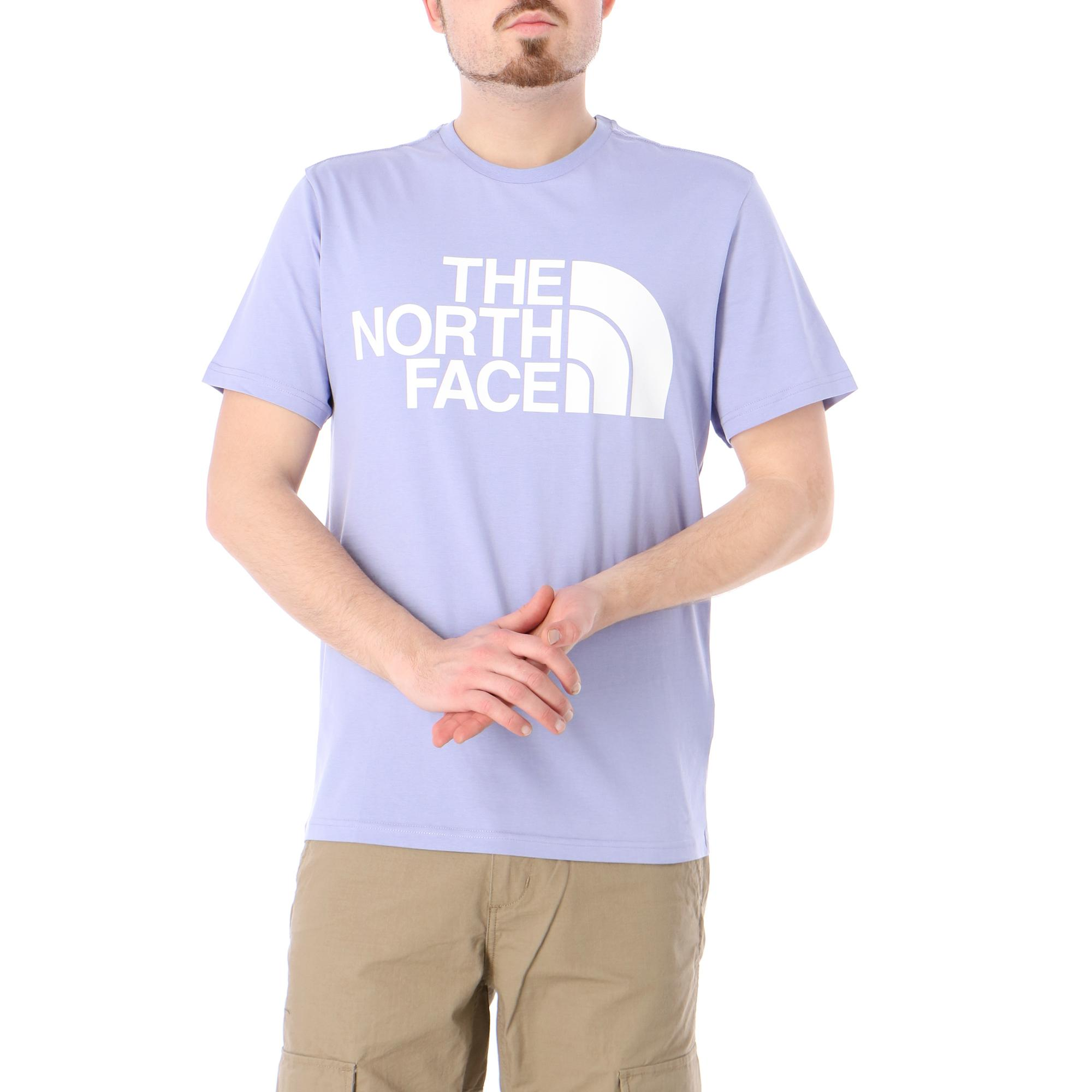 The North Face M Standard Ss Tee Sweet lavender