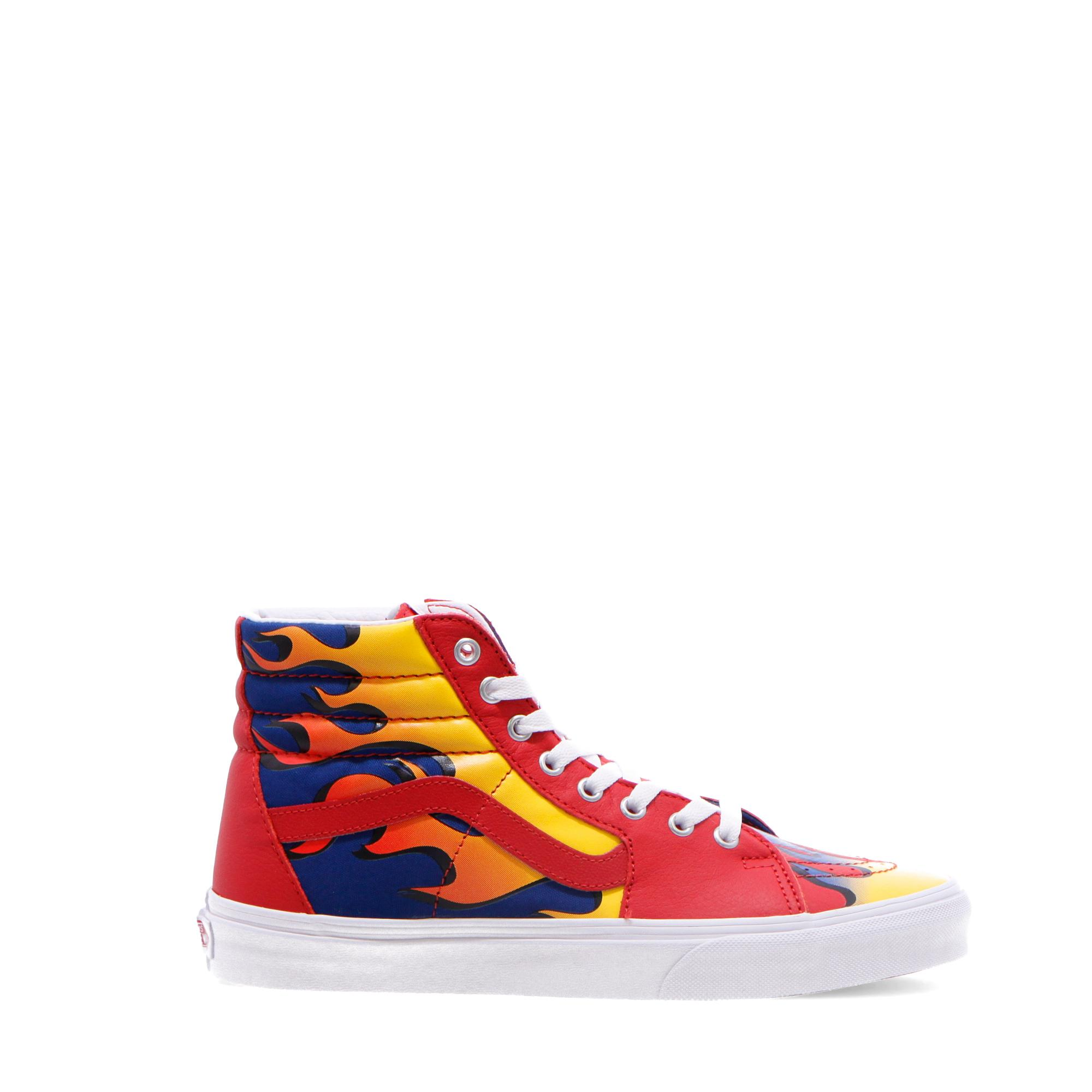 Vans Ua Sk8-hi (racer) red true blue
