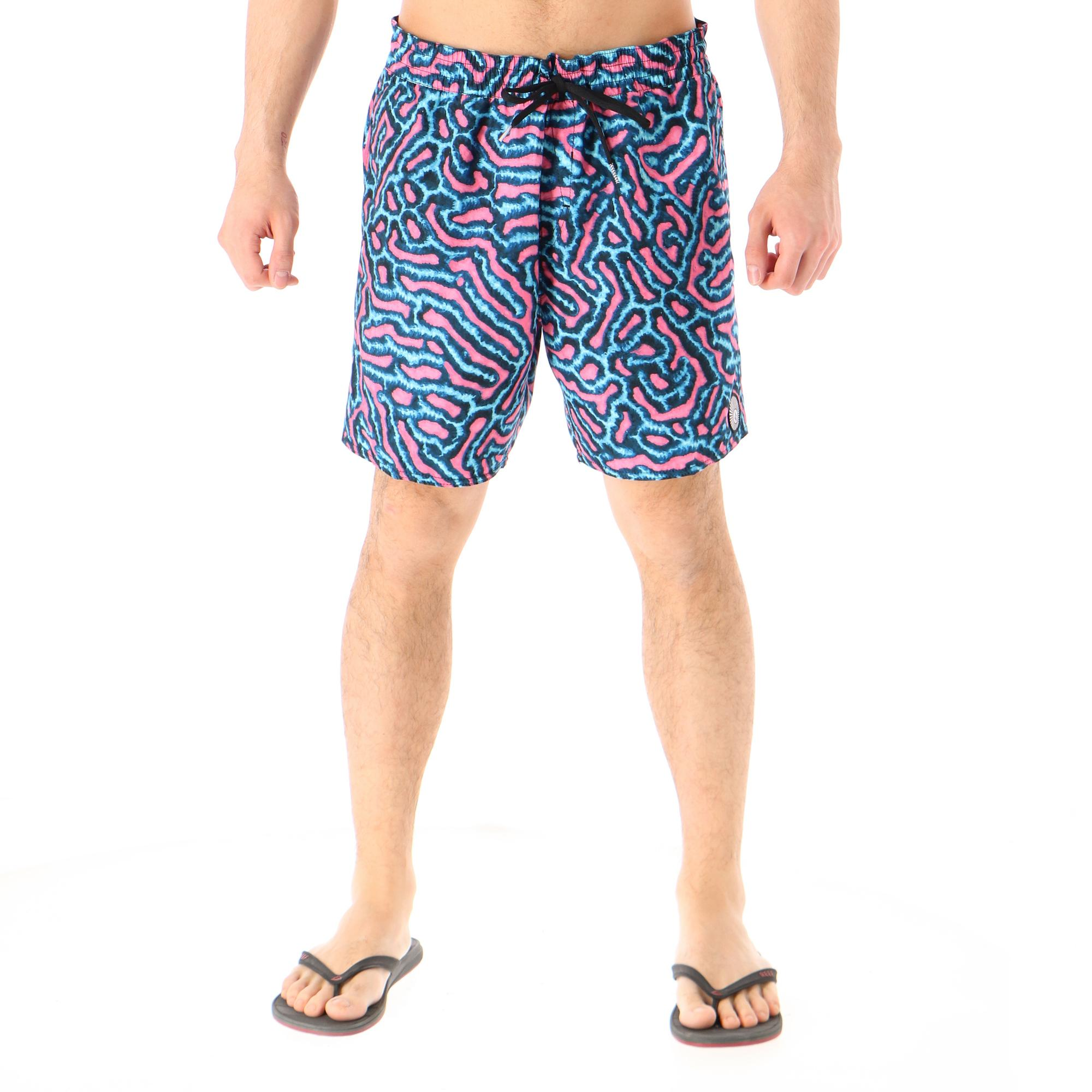 Volcom Coral Morph Trunk 17 PINK
