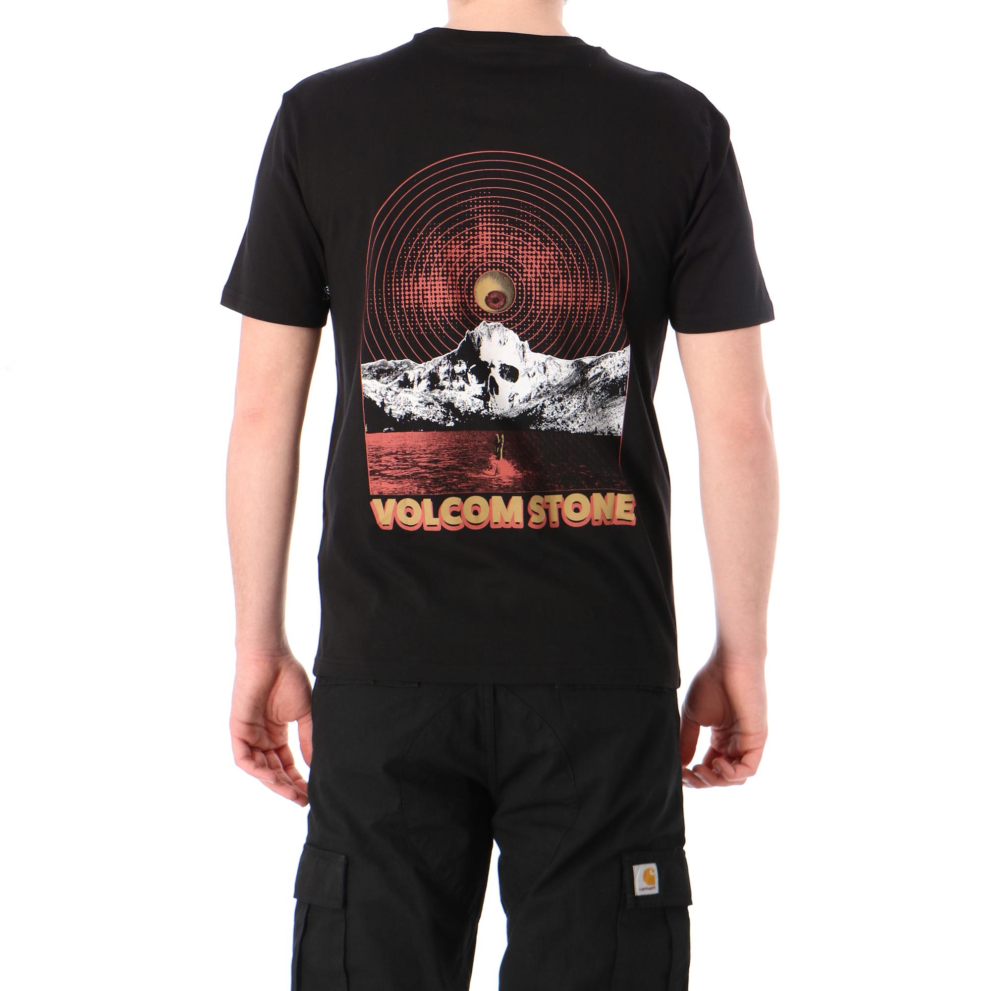 Volcom Dither Bsc Ss Black