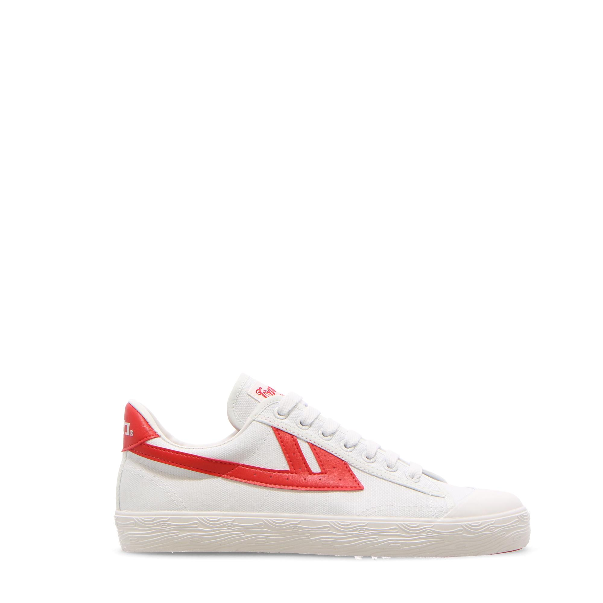 Warrior Classic WHITE RED