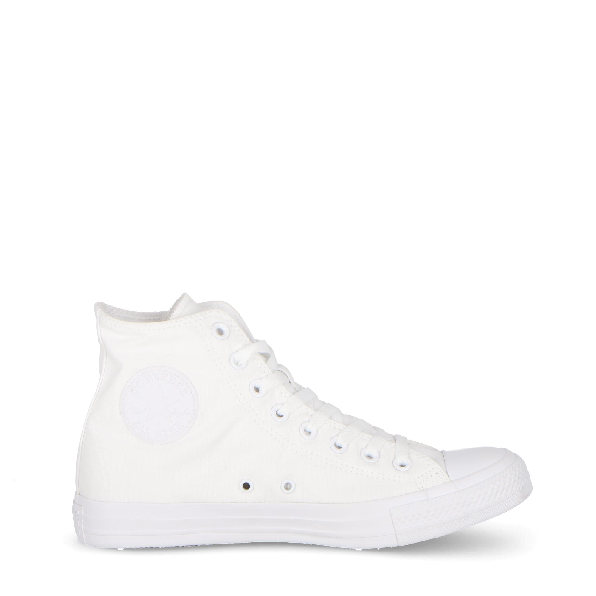Converse Chuck Taylor All Star  Seasonal Hi White monochrome