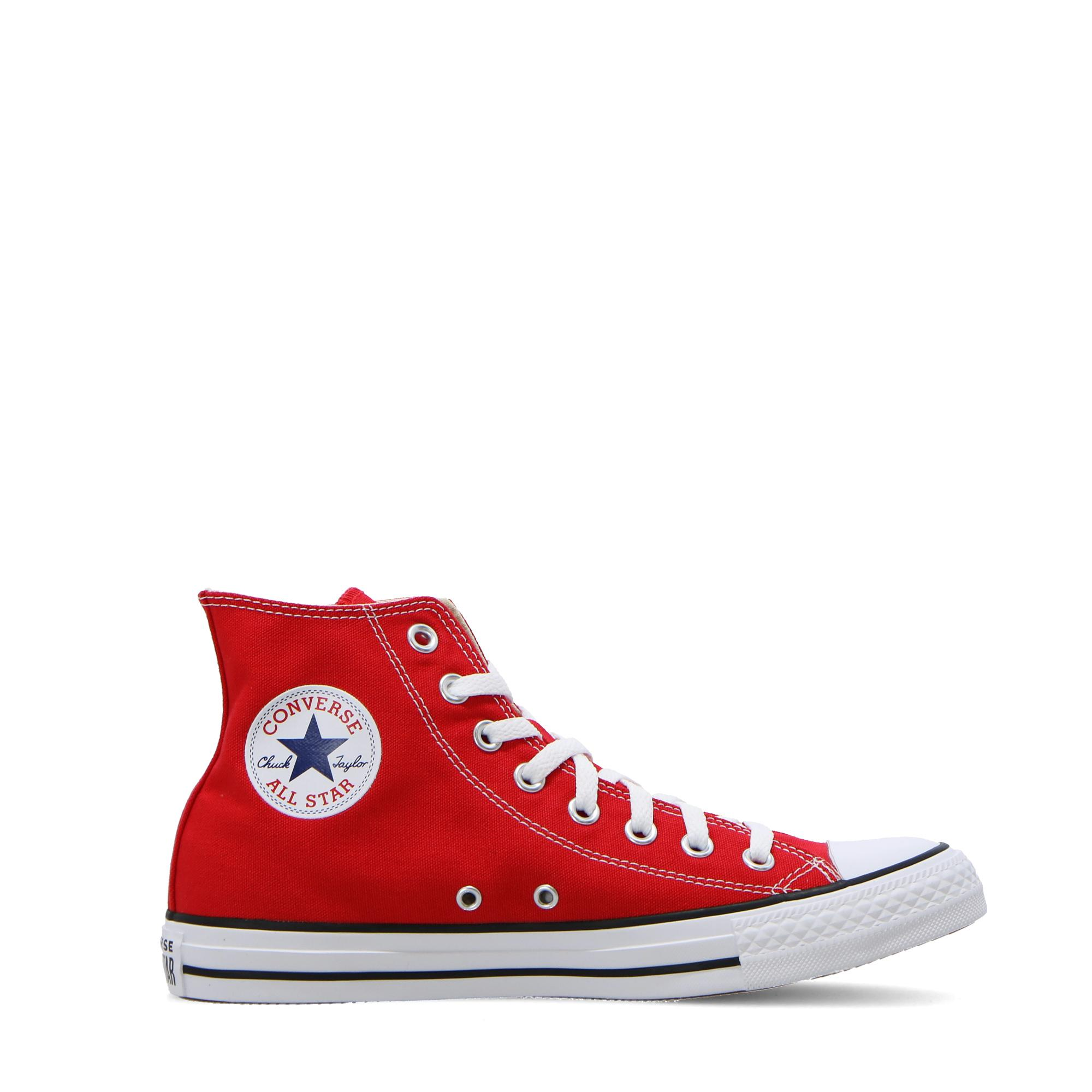 Converse Chuck Taylor All Star  Seasonal Hi RED