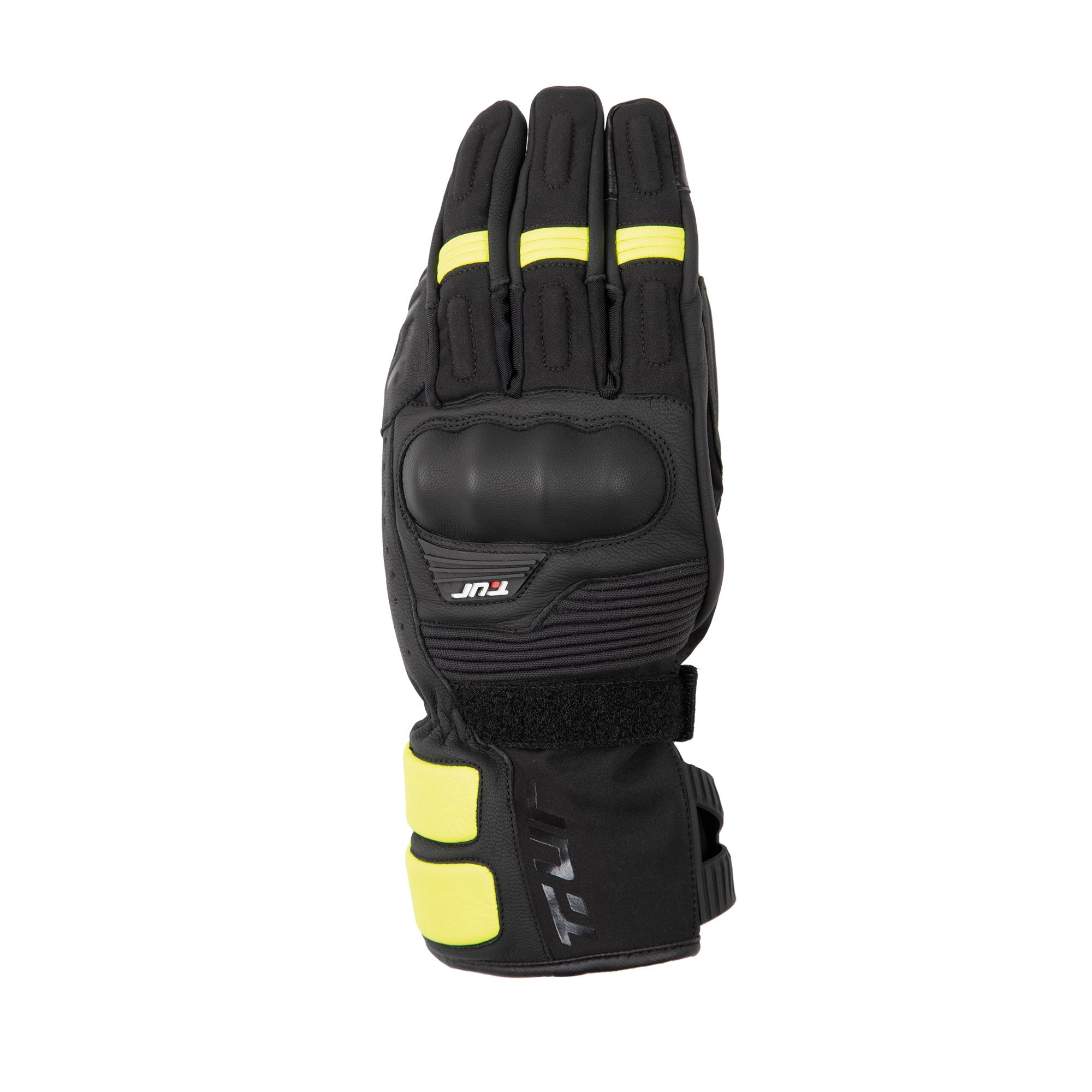 Guanto G-one Black-Yellow Fluo